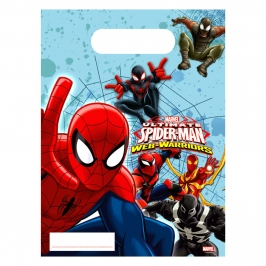 Bolsas para Chuches Ultimate Spiderman