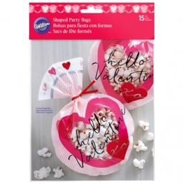 Bolsas para Dulces Hello Valentine