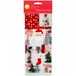 Bolsas para dulces Papá Noel
