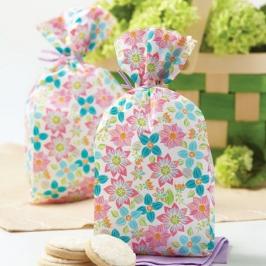 Bolsas para galletas y dulces Floral