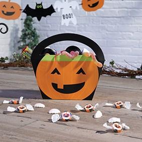 Pack de 4 Bolsas para Dulces Sweet Halloween