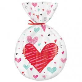 Juego de Bolsitas para dulces Amor