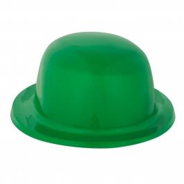 Bombín de Plástico Verde