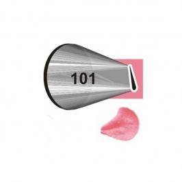 Boquilla # 101 Pétalo