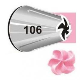 Boquilla # 106 Dropflower