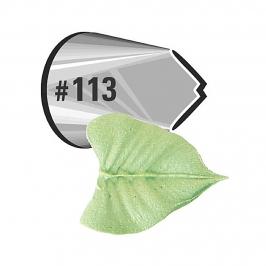Boquilla #113 Hoja Grande