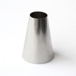 Boquilla redonda inox. 16mm