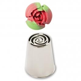 Boquilla Rusa Capullo de Rosa - Decora