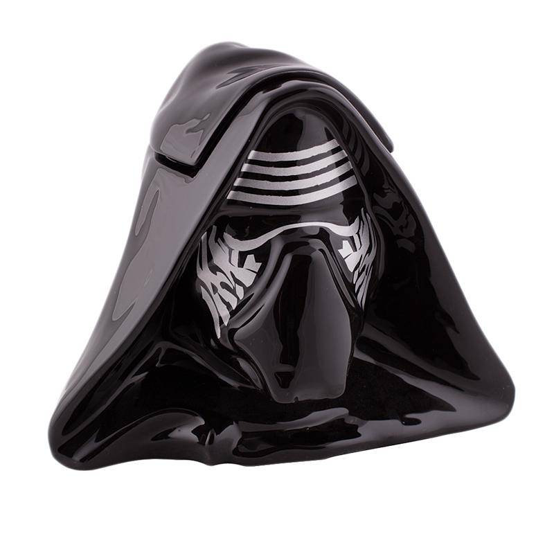 Bote de Cerámica para Galletas Star Wars Kylo Ren - My Karamelli