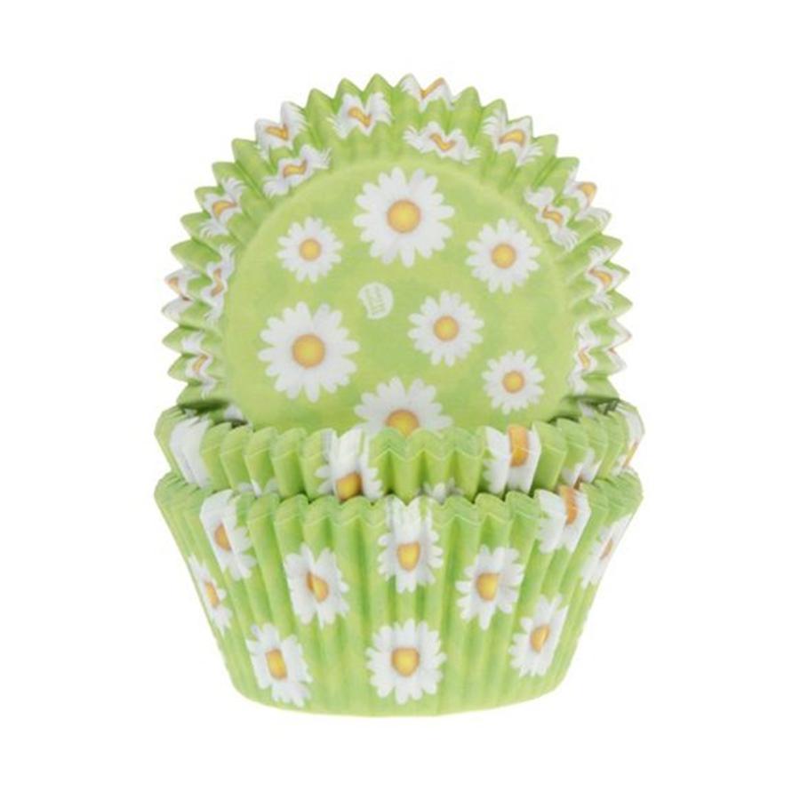 Cápsulas para Cupcakes Floral - My Karamelli