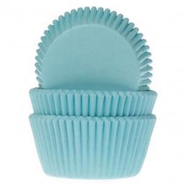 Cápsulas para Cupcakes Turquoise House of Marie
