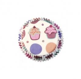 Mini cápsulas Be my cupcake (100 uds)