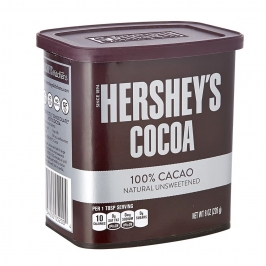 Cacao en polvo Hershey´s unsweet cocoa