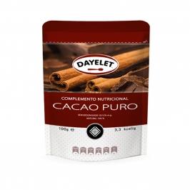 Cacao Puro en Polvo Dayelet 100gr
