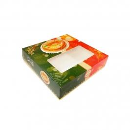 Caja para Roscón de Reyes 23 cm - My Karamelli