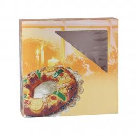 Caja para Roscón 32 x 32 cm - My Karamelli