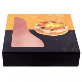 Caja para Roscón 32 x 32 cm