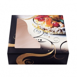 Caja para Roscón de Reyes 26 cm