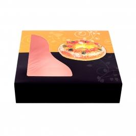 Caja para Roscón de Reyes Modelo B 26 cm
