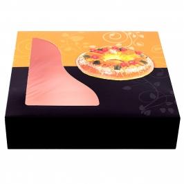 Caja para Roscón de Reyes Modelo B 32 cm