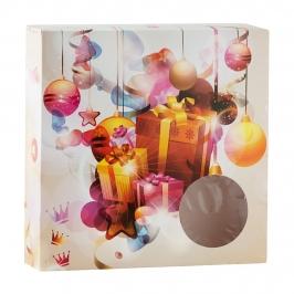 Caja para Roscón de Reyes modelo Martina 39 cm
