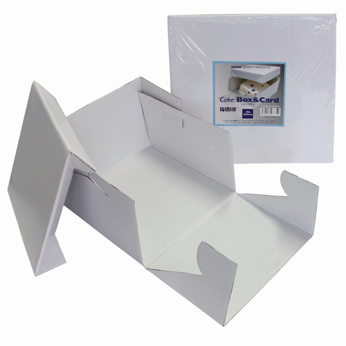 Caja para Tarta 25,4 x 25,4 cm