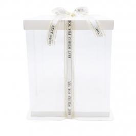 Caja para Tarta Deluxe Blanca 30 cm