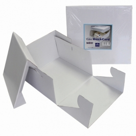 Caja para tartas 20 x 20 cm