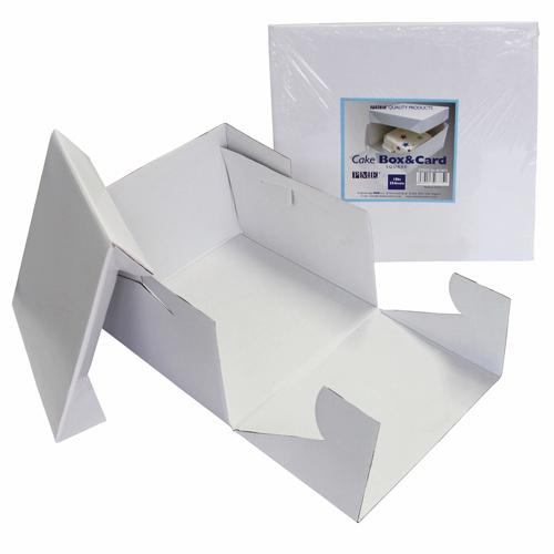 Caja para tartas 38x38 cm