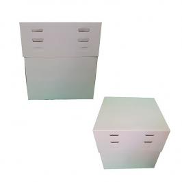 Caja para Tartas Ajustable 4 Alturas 40 cm x 30 cm