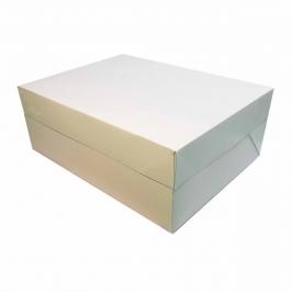 Caja rectangular para tartas  30 x 40 cm