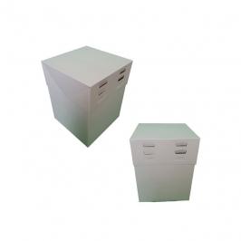 Caja para Tartas Ajustable 4 Alturas 20 cm