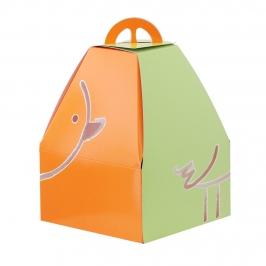 Caja para Mona de Pascua 22 cm