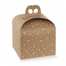 Caja para Panettone de 1 Kg Galaxy