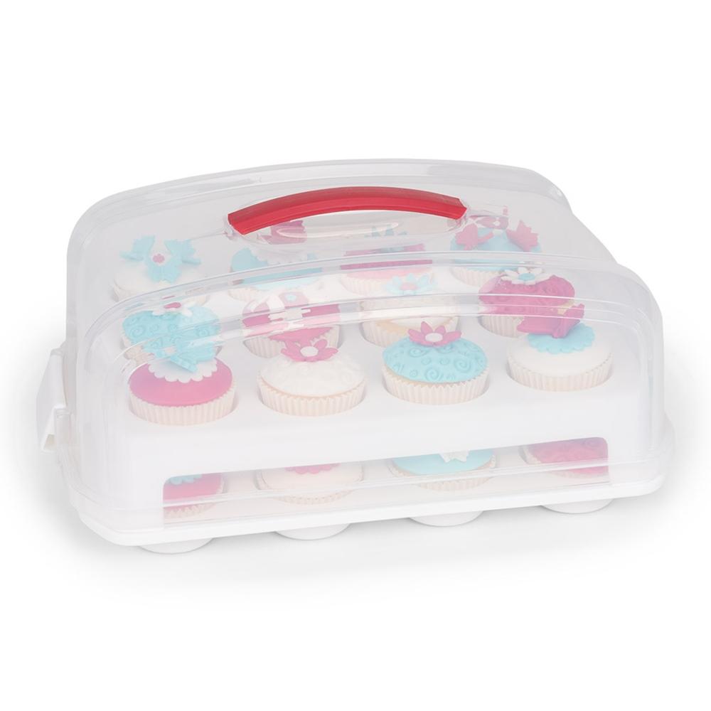 Transportador de Cupcakes 38 cm