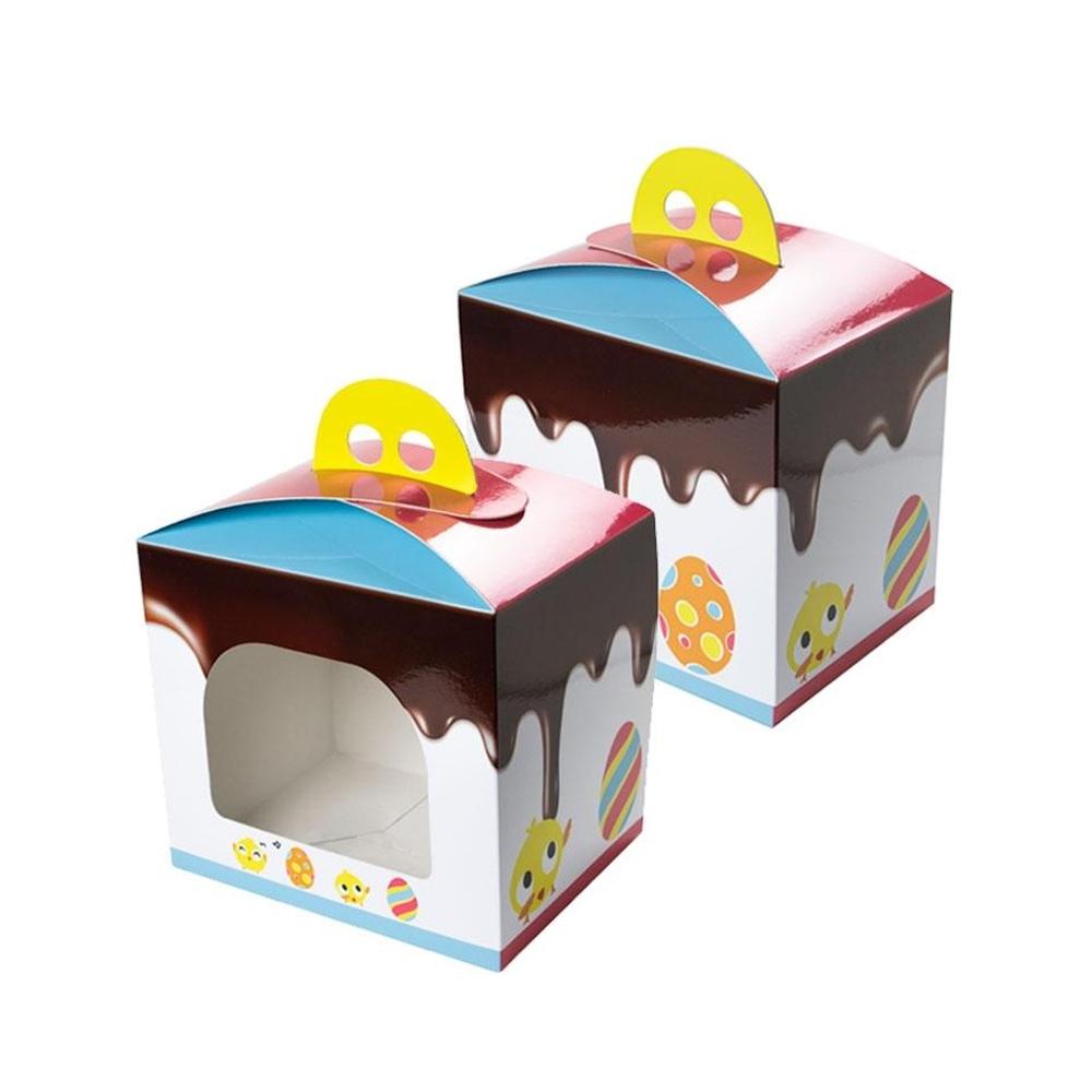 Caja para Figuras de Pascua 18 cm