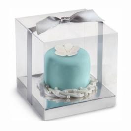 Cajas transparentes para Cupcakes 20 unidades