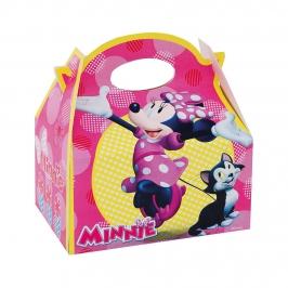 Juego de 12 Cajitas Minnie Mouse