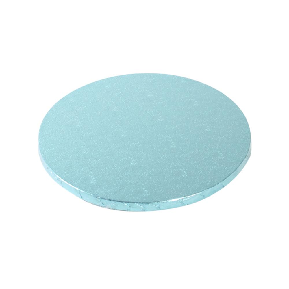 Cake drum celeste metalizado 25 cm