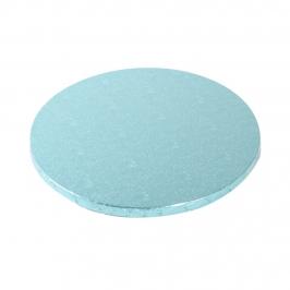 Cake drum celeste metalizado 30 cm