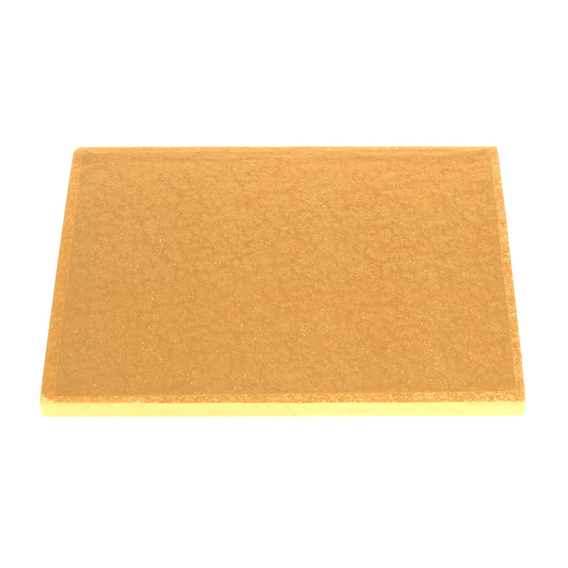 Cake Drum Rectangular Dorado 30x40x1cm