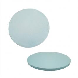 Cake Drum Redondo Azul Bebé 25 cm x 1,2 cm