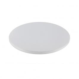 Cake Drum Redondo Blanco 25 cm x 1,2 cm