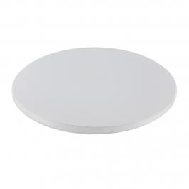 Cake Drum Redondo Blanco 36 cm x 1,2 cm
