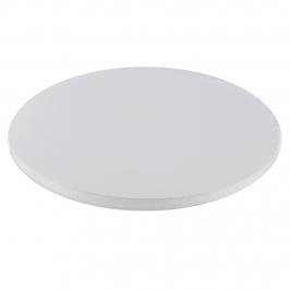 Cake Drum Redondo Blanco 40 cm x 1,2 cm