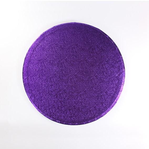 Cake Drum redondo Violeta 30,4cm