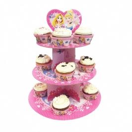 Cake Stand Princesas Dinsey