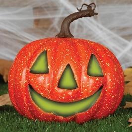 Calabaza Halloween 17 cm