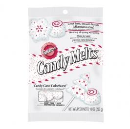 Candy melts Bastón de Caramelo