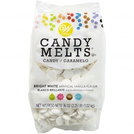 Candy Melts Blanco Brillante 1 Kg